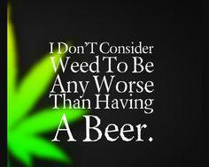 Smoking Weed, Calm