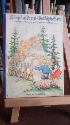 Hänsel u. Gretel - Rotkäppchen. Ein Märchen-Bilderbuch.: Friedrich-Gronau, Lore:
