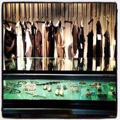 Visual and Hanging dress