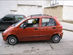 Daewoo Matiz 0,8 Van, Colors, Vans