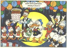 art by Don Rosa Disney Drawings, Cartoon Drawings, Cartoon Art, Don Rosa, Disney Duck, Scrooge Mcduck, Mom Cards, Duck Tales, Colouring Pages