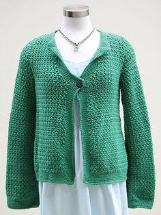 Twyla Cardigan Free crochet pattern