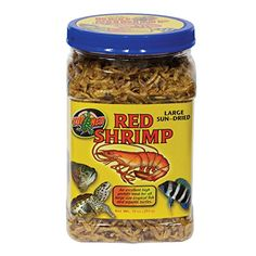 An excellent high protein treat for large size tropical   or freshwater fish and aquatic turtles....