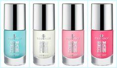 essence summer fun nail polish Collage