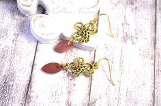 Ohrringe - ✼ Lichtblick ✼ Ohrringe - ein Designerstück von LiAnn-Versand bei DaWanda