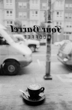 Four Barrel Coffee, San Francisco ♥