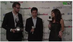 Pinterest wins 2011 Crunchies award for hottest startup. Well deserved.