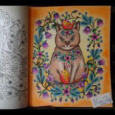 Blomster Mandala @maria_trolle
