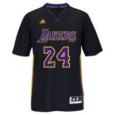 Los Angeles Lakers Kobe Bryant Number 24 T-Shirt Black http   www b8bde5b8c