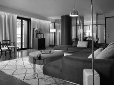 *불가리 호텔 인 런던 [ Antonio Citterio Patricia Viel and Partners ] The BVLGARI Hotel in London :: 5osA: [오사]