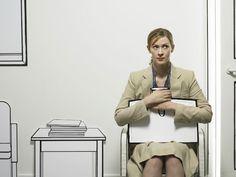 Etiqueta para una entrevista de trabajo