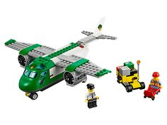 Load up the Cargo Plane and get ready to fly!