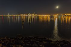 Seattle Harvest Moon- 2