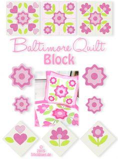 Baltimore Quilt Bloc