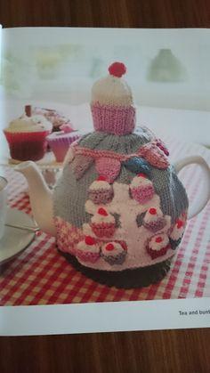 Tea Cozies ~ Book Review ~ Crochet Addict UK
