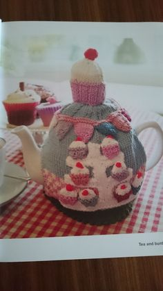 Tea Cozies ~ Book Review ~ Crochet Addict UK