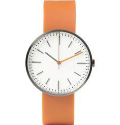 Uniform Wares 104 Series Brushed-Steel Wristwatch | MR PORTER