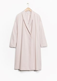 195€ & Other Stories | Oversized Wool Coat