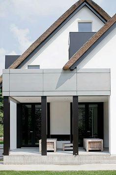 Outdoor patio | classic shape | contemporary design