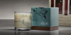 Antica Farmacista, Bel Air Luxury Candle Packaging