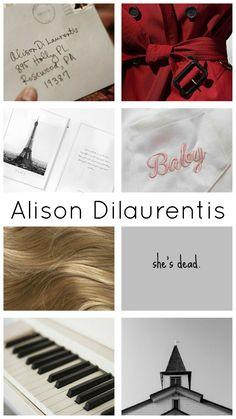 Alison Dilaurentis ❤️