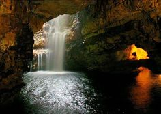Marvel Cave near Branson, Missouri.