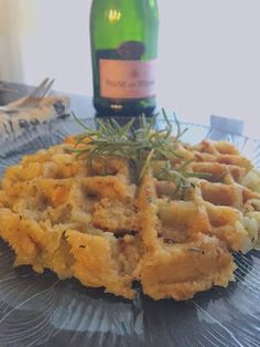 Parks and Rec Gets Waffled: Leslie's House: Dinner Party Stuffles aka stuffing waffles (S2e14) A blog where every episode of NBC's Parks and Rec gets turned into a waffle recipe #stuffles #stuffingwaffles #stuffing #stuffingrecipe #thanksgivingrecipe #dinnerpartyrecipe #dinnerparty #parksandrecreation #leslieknope #ronswanson #nbccomedy #comedyblog #thanksgiving #waffled #wafflerecipe #waffledit #placesetting #parksandrec #nbcparksandrec #amypoehler #justintheroux