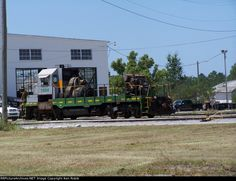 ex-CAGY 1804   Description:  ex-Columbus & Greenville loco hull   Photo Date:  6/1/2011  Location:  Panama City, FL   Author:  Ken Roble  Categories:  Roster  Locomotives:  CAGY 1804(GP11)