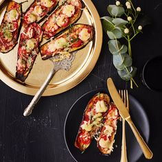 Bruschetta, Pizza, Ethnic Recipes, Food, Essen, Meals, Yemek, Eten