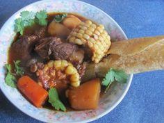 Cocido de Res – Mexican Beef Stew