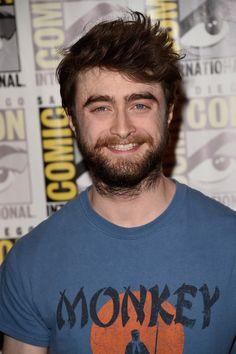 Daniel Radcliffe Photos - Comic-Con International 2015 - 20th Century Fox Press Room - Zimbio