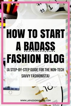 Blogging Tips - How to Start a Fashion Blog | Follow these steps to start a fashion blog that looks professional, gets you fans, traffic, and earns you money. As a fashion blogger, I make money blogging & so can you. Click to follow the detailed steps to start your fashion blog with on WordPress with Bluehost. Read now!