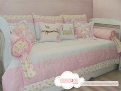 Kit berço passarinho rosa: 5 motivos que levam as mamães a escolhê-lo
