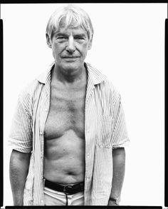 Richard Avedon: Willem de Kooning, Springs, Long Island, New York, 1969