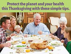 Seven Ways to Host a Healthy & Sustainable Thanksgiving Gathering