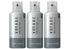 Deobazaar is offering Park Avenue Pack Of 3 Voyage Deodorants For Men At Rs 599 How to catch the offer: Click here for offer page Add Fashion Comboin your cart Login or Register Apply offer code YOYAGA Fill the shipping details Make final payment
