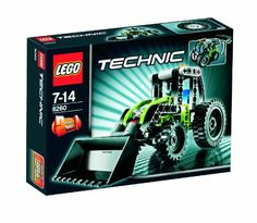 Lego-Technic-8260-Mini-Traktor-0-3
