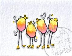 Singing Dugles