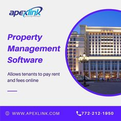 Are you finding the best solutions for your property management? Contact ApexLink now for a free trial. You can use it anytime, anywhere- it offers safe, secure payments options for tenants. Check out the high-end free #propertymanagementsoftware solutions. Maintain the record of your tenant's rent payments efficiently. For detailed information, you may call us anytime! 📞 800-310-6702 #assetmanagement #buyingvsrenting #vacationrentals #residential #leased #tenants #propertydeals