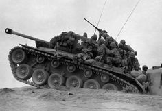 American M26 Pershing Heavy Tank (only briefly used in the 2nd world war) #WorldWar2 #Tanks