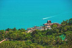 Wow-factor Samui Baan Taling Ngam Resort, Thailand