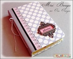 tuto mini http://www.fiskarettes.fr/index.php/made-by-fiskarettes/les-creations-des-fiskarettes/projet-dtn3-un-mini-album-baroque/12657#