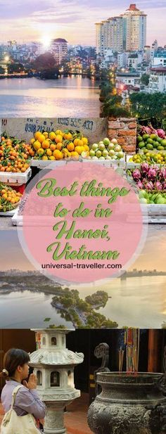 Best Things To Do In Hanoi, Vietnam. This Hanoi guide provides tips on things to do in Hanoi, what to do in Hanoi, where to go in Hanoi, activities in Hanoi and tourist attractions in Hanoi. Find here the best things to do in Hanoi and the most interesting Hanoi Tours.