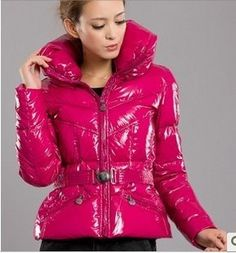 Aliexpress.com : Buy 2014 waterproof glossy female short down coat design from Reliable designer spring coats suppliers on China First.