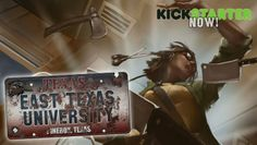 Preview: Savage Worlds - East Texas University