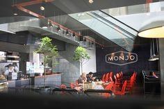 Monjo咖啡在Behance