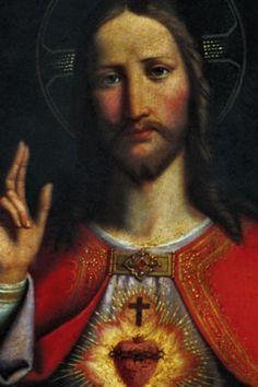 Jesus-Sacred Heart