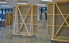 Simon Jones - A-frame pinboards http://www.simon-jones.info/