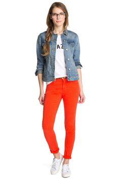 Esprit casual jeansjacke