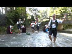 Saalachtaler Freilassing - Wasserplattln 2014 - YouTube